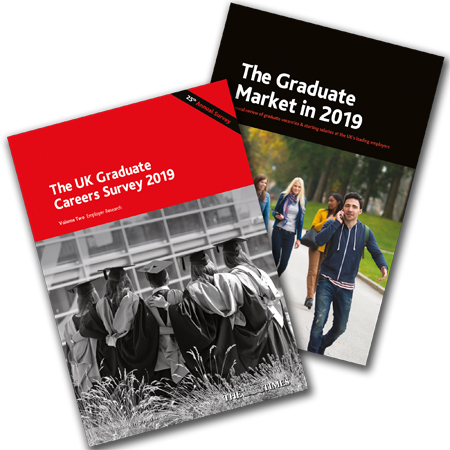 The UK Graduate Careers Survey and The Graduate Market